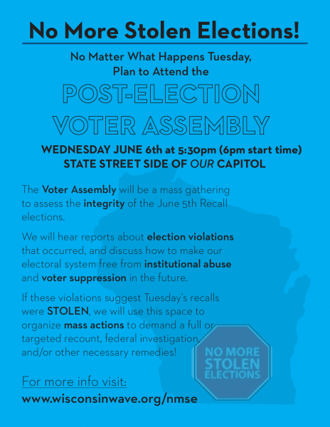 Madison Voter Assembly